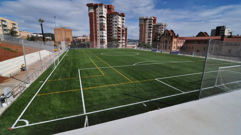 Nou projecte, nova instal·lació esportiva
