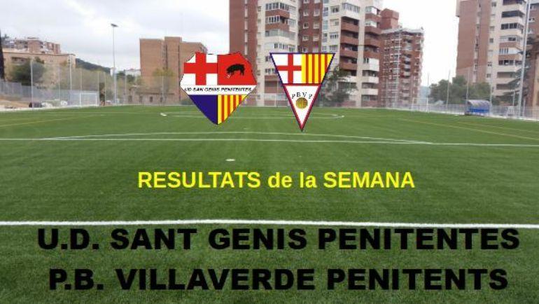 RESULTATS DE LA SEMANA 11/12-Gener-2020