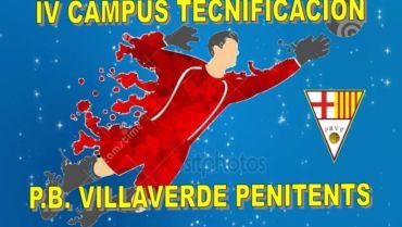 IV Campus de Futbol, INSCRIPCIÓ PART 1