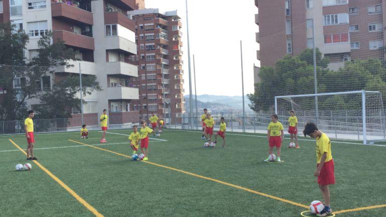 I Campus de Futbol – Estiu de 2017