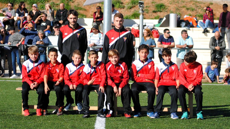 Alevin A Campeón de Liga 18-19
