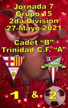 """CADET """"B""""-CD TRINDAD""""A"""""""
